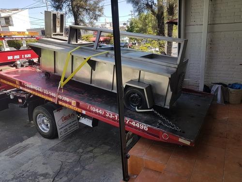 carro tacos taquero