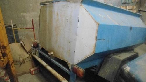 carro tanque 1500 lts