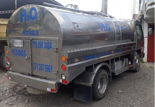 carro tanque npr