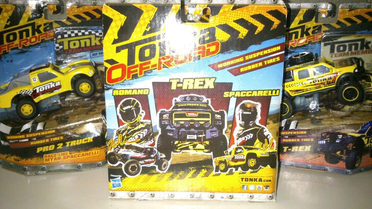 Carro Tonka Metal Off Road Juguete Nino Bs 0 30 En Mercado Libre