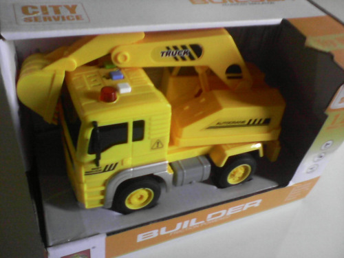 carro tractor juguete nuevo