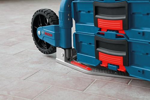 carro transporte profesional caja maletin l-boxx bosch u