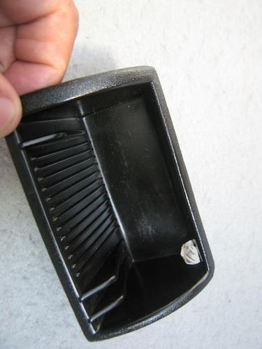 carro vectra 97-05, acessórios, cinzeiro do painel - gm686