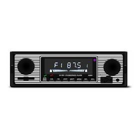Carro Vintage Rádio Sem Fio Mp3 Jogador Estéreo Usb/aux Cl