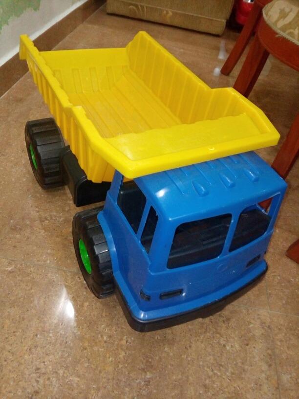 Carro Volteo De Juguete Grande Bs 0 02 En Mercado Libre