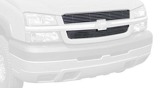 carro works 41842 pulido aluminio palanquilla grille