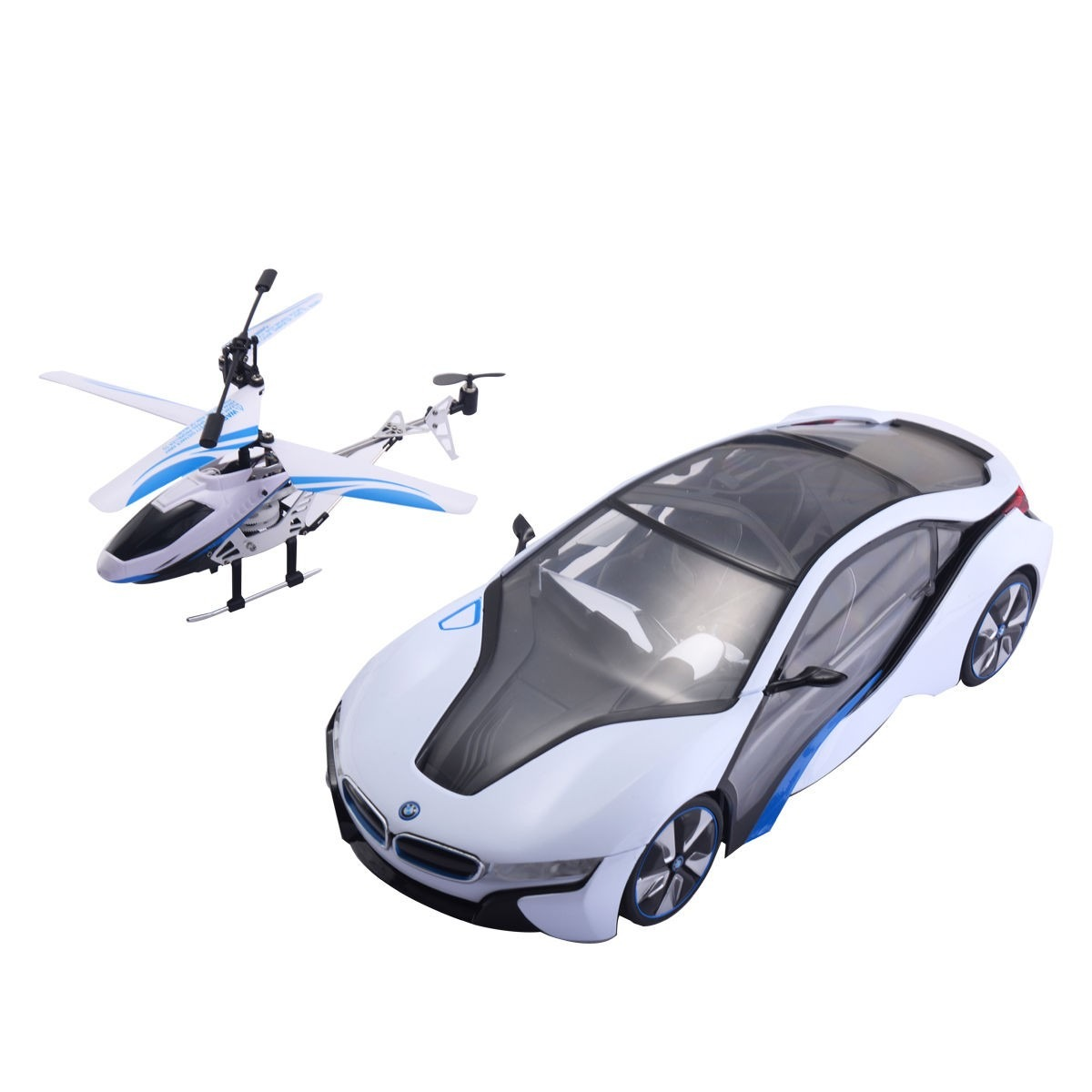 Carro Juguete Y De Helicóptero Bmw Control I8 A Remoto Om0yPvN8nw