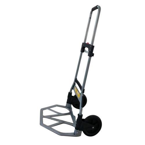 carro zorra carrito carreta plegable aluminio 90 kg