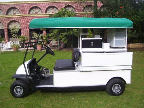 carro/carrito electrico tipo bar