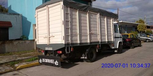 carroceria 4 ases para camion ford mercedes impecable estado