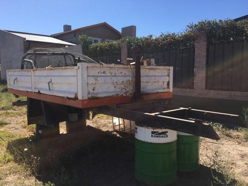 carroceria caja de carga ford 912, 915, 4000, vw 915