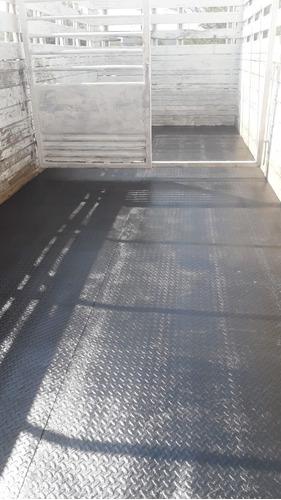 carroceria caja ganadera 24 pies largo