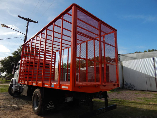 carrocería caja p camión playas barandas volcables