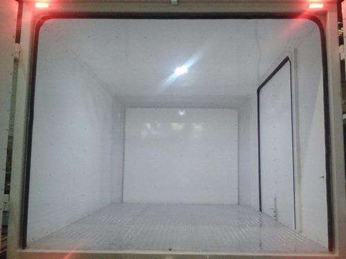carroceria caja seca termica ligera de fibra fabricamos