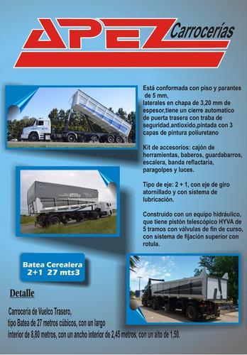 carroceria cajas camion nuevas fabrica sider colocacion lona