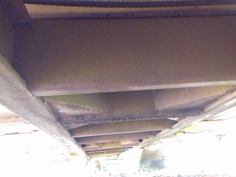 carroceria cana picada lado direito para volvo r$ 12.000.