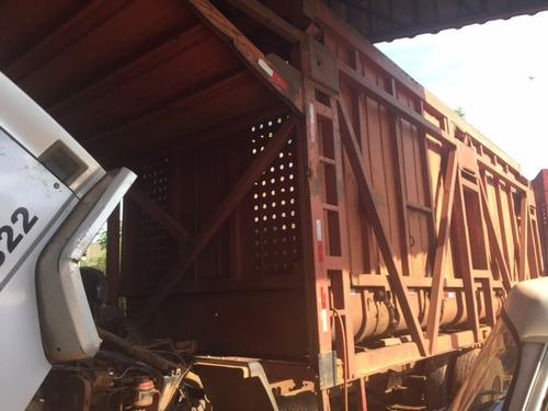 carroceria cana picada para vw ford cargo r$ 10.000.