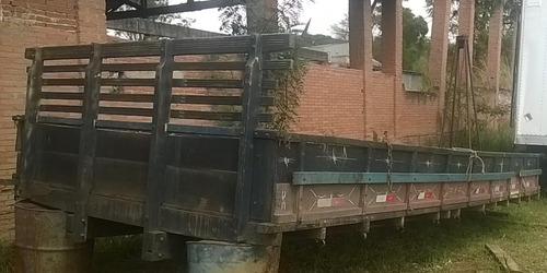 carroceria carga seca