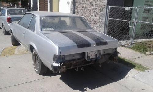 carroceria chevrolet malibu chevelle classic 1981 detalles