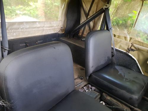 carroceria completa do jeep willys 51