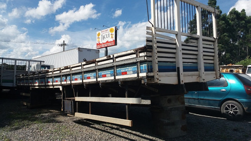 carroceria de 8 metros para caminhão truck