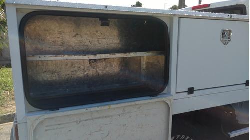 carroceria de aluminio para camionetes