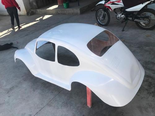 carroceria de fibra de vidrio volkswagen para kart
