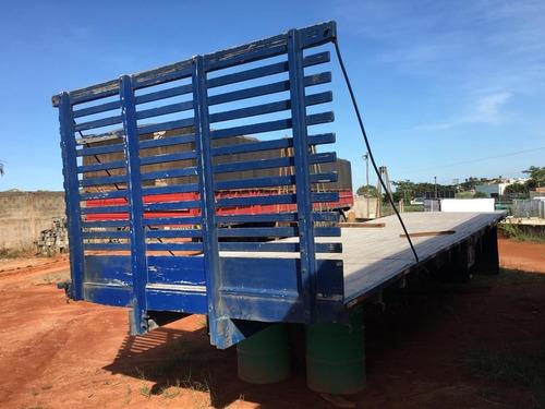 carroceria de madeira 10 metros