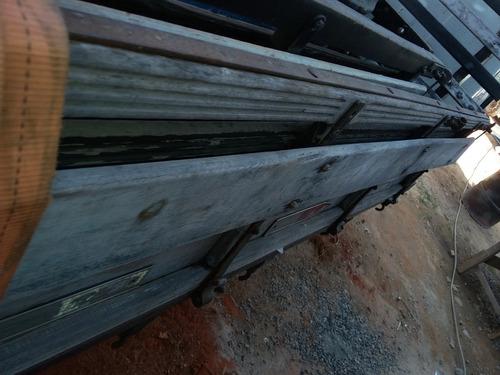 carroceria de madeira  3 mts
