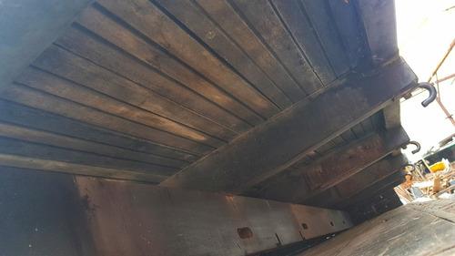 carroceria de madeira 3,20m hyundai hr
