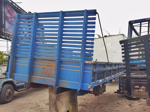 carroceria de madeira 5,50m zerada