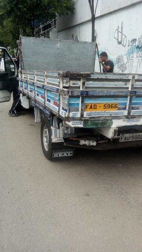 carroceria de madeira para transit ou sprinter ano 2011