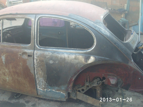 carroceria de vw escarabajo restauraciones en general