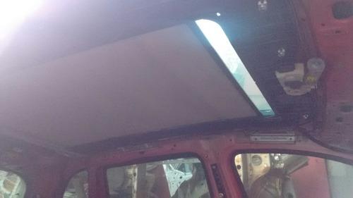 carroceria do fiat stilo sporting 2008 teto solar