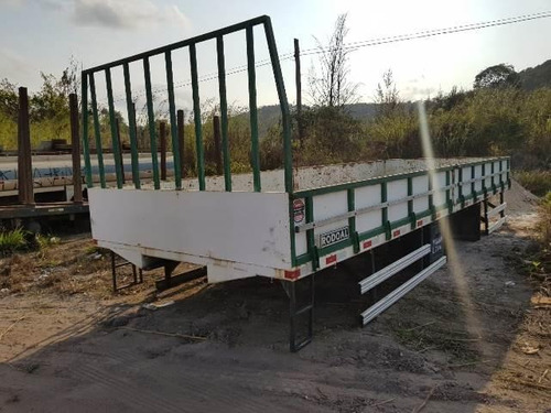 carroceria em aço randon ano 2014  carroceria semi nova