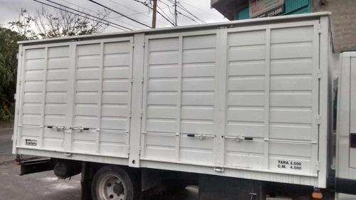 carroceria furgon chapa todo puerta usada