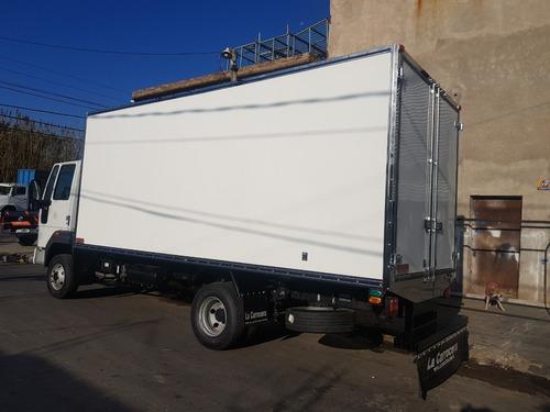carrocería furgon paquetero