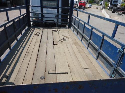 carroceria / gaiola gás com plataforma para 3/4