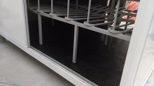 carroceria garrafonera en fibra de vidrio fabricamos