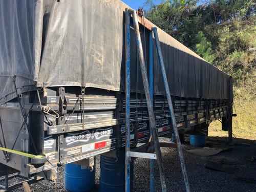 carroceria graneleira  com 9,30m fs caminhoes