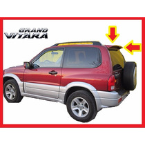 Spoiler Chevrolet Gran Vitara Kit Instalacion Tuercas Tornil