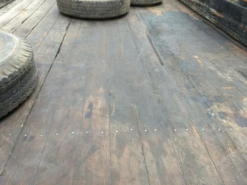 carroceria madeira 4,30m para mb 608