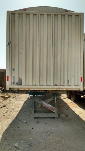 carroceria metalica cerrada furgon