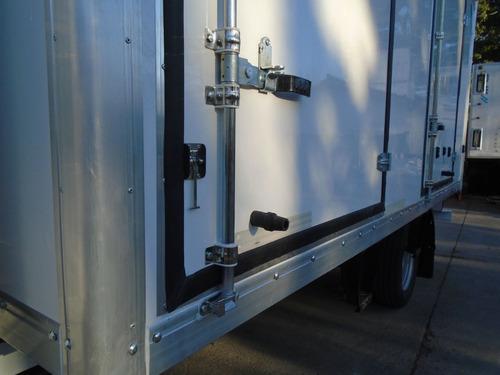 carrocería paquetera 5.2- carga protegida ast-pra (anticipo)