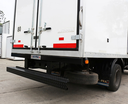 carrocería paquetera - carga protegida ast-pra  (anticipo)