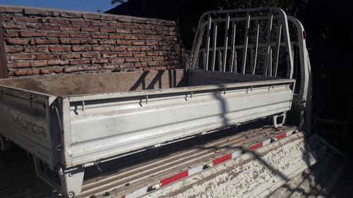 carrocería plana c/b abatible usada 2.90x1.70x0.40 $ 390.000