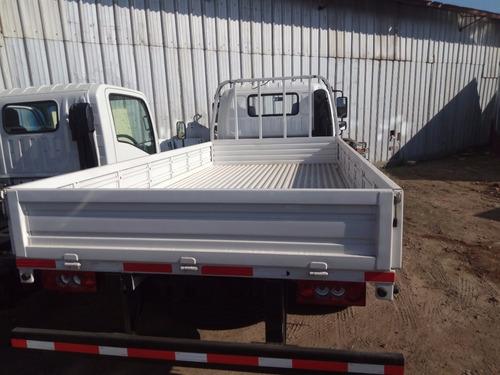 carrocería plana c/b nueva 4.3x2.2x0.50 $ 850.000, instalada