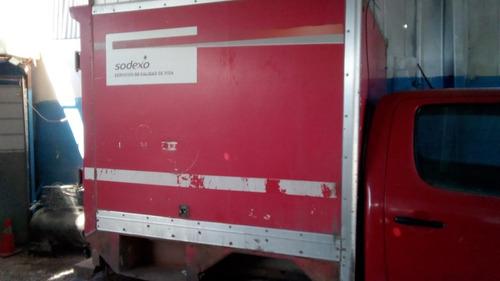 carrocería térmica 1.75x1.75x1.40 usada $ 850.000