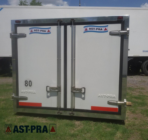carroceria térmica  ast-pra - para helados  5 mts(anticipo)
