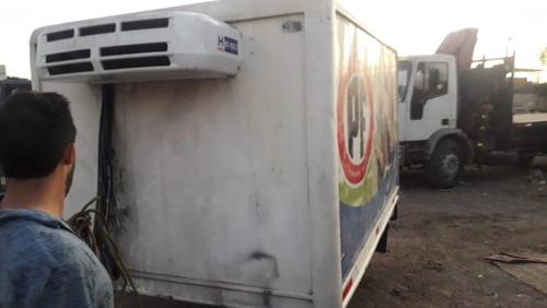 carrocería térmica con equipo de frío, usada, 3.2x2.0x1.7